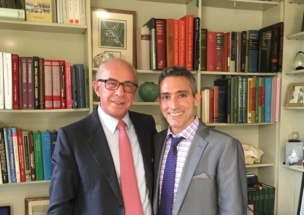 Dr. Bryan Mendelson's office. Melbourne, Australia.